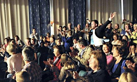 Magisk: Det blir garantert to magiske netter i Flemma når Knut Marius Djupvik og Angvik Hornblowers byr på en Best of-konsert i slutten av april.