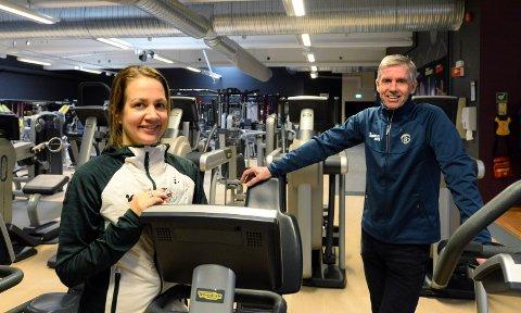 Treningssenteret  i Kristiansund, Midtbyen og Averøy har signert avtale med Family Sports Club. Senterleder Ida Julie Michelsen og daglig leder Geir Haanshuus.