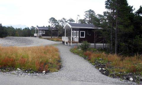 To kommunale boliger er plassert ved Pilotveien.