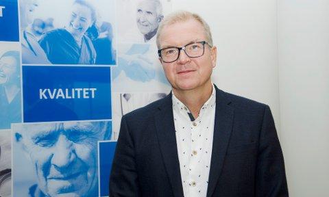 – Jeg er veldig glad for å få denne muligheten og ser fram til å komme i gang, sier Björn Gustafson.