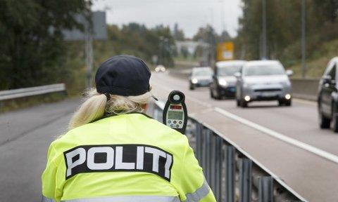 Det kan koste deg dyrt å bryte fartsgrensen, og det gjelder selv om du ikke kjører veldig mye for fort.