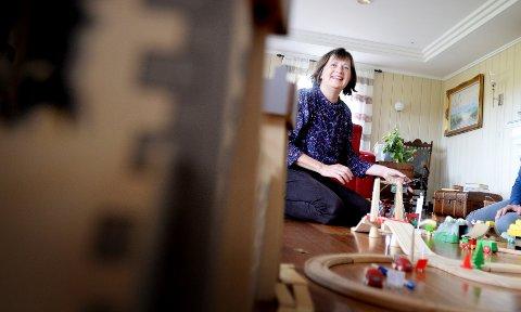 På et par timers varsel er Birgit Grinvold Lusk klar til å ta i mot barn som trenger et sted å bo.