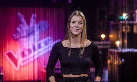TREKKER SEG: «The Voice»-favoritten Mina Lund avslører lørdag at hun har bestemt seg for å trekke seg fra konkurransen.