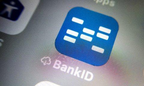 TRØBBEL: BankID sliter med tekniske problemer.
