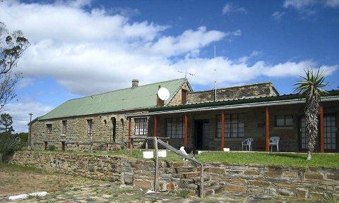 AVSLUTTET: Jakten på Sør-Afrika-millionene kan nå endelig avsluttes. Her er et bilde fra den tidligere vannverkssjefens farm i Sør-Afrika. (Foto: Politiet)