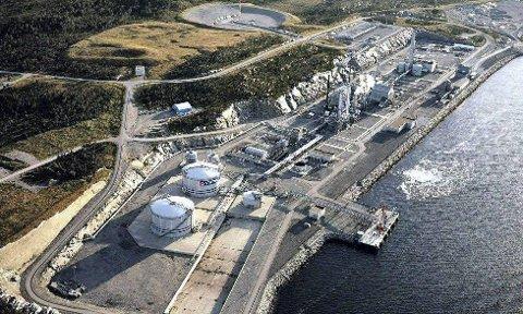 Tjeldbergodden er sikret forsyning av naturgass til 2024.