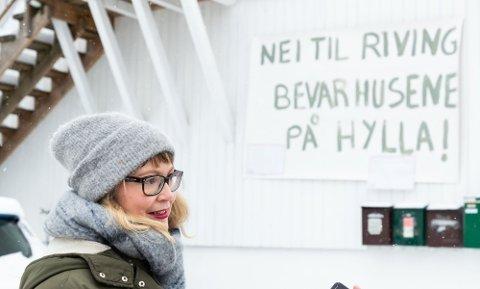 HYLLA-BEBOER: Mirjam Abrahamsen.