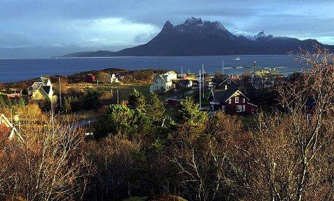 Ikke bare idyll: Nytt prosjekt for utvikling av Tranøy blir møtt med innsigelser både av fastboende og eiere av fritidsboliger.