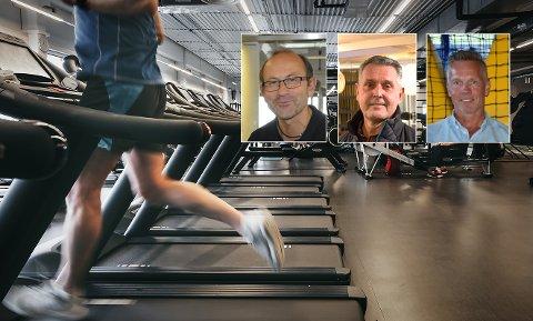 Skjalg Dreyer, Hans Austad og Tore Handberg er tre av lederne som har forlatt tidligere Stamina på relativt kort tid. Alle tre var også med på eiersiden frem til oppkjøpet. Foto: Tom Melby