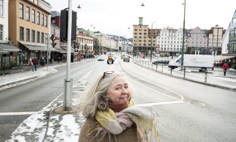 Byarkitekt Maria Molden er spent på hva de ulike teamene vil foreslå.