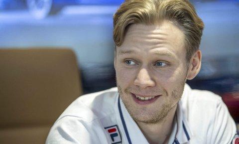 At Håvard Lorentzen tar NM-gull på 500 meter hever verken andres eller hans egne øyenbryn. Men sprinteren Bjørn Magnussen (22) er i ferd med å utfordre ham.