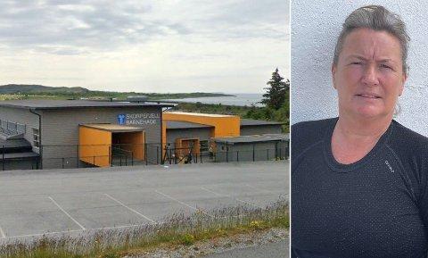 Smitte: Det har oppstått smitte i Skorpefjell barnehage. Her med virksomhetsleder i Mastrabarnehagene, Kjersti Søberg.
