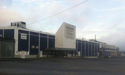 Det gamle Smart Club-bygget i Råde blir nå nytt ankomstsenter for flyktninger.