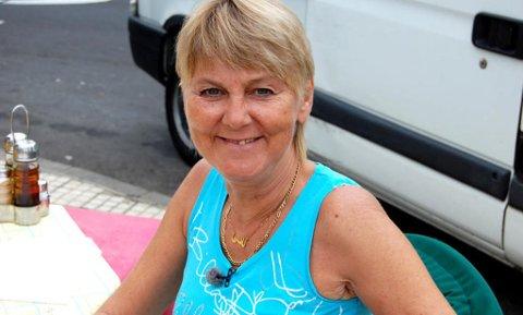 Nansy Rostad døde 24. april, 66 år gammel.