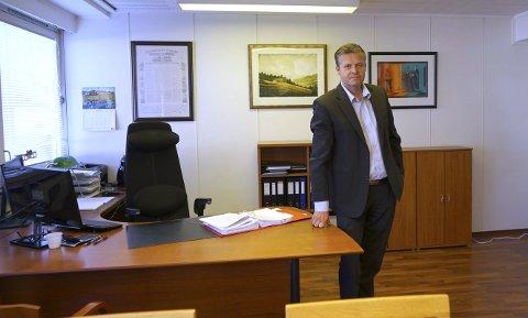 BOSTYRER: Advokat Svein-Arvid Frantzen mener det er begått lovbrudd i konkursen til Jantek bygg, og har sendt saken over til politiet. Arkivfoto: Fritz Hansen