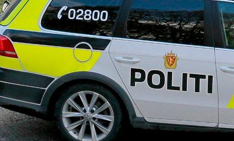 FORNØYD: Politiet lokalt er fornøyde med at vi tar hensyn og ikke sprer korona-smitte.