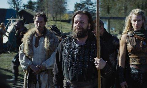 Flertallet i formannskapet vil gjerne ha innspillingen av NRK- og Netflix-suksessen Vikingane til Halden.