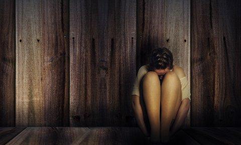 GLOBALT PROBLEM: Depresjon har enorm innvirkning på verdensøkonomien, ifølge Verdens helseorganisasjon.