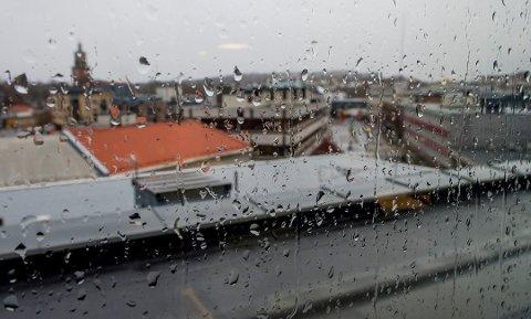 Meteorologisk institutt har avlyst det ventede styrtregnet.
