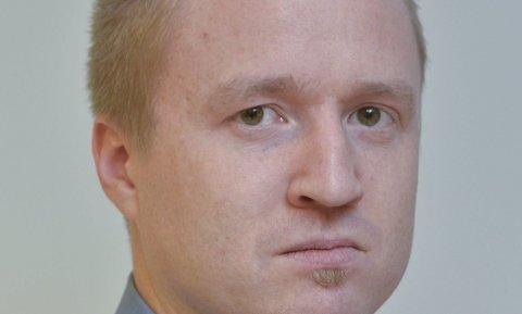 Eivind Dahle Sjåstad, journalist, nyhetsleder HF