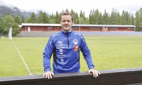 TURNERINGSLEDER: Håkon Stenersen skulle ledet Kippermocupen, men den ble avlyst. Nå kan MIL søke støtte.