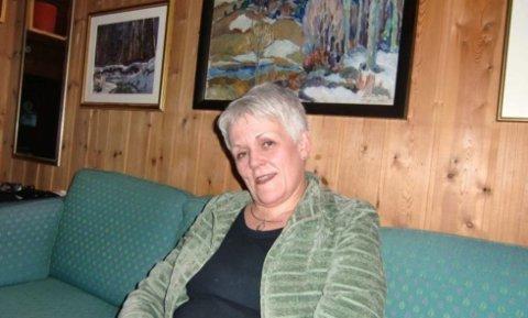 SVINDELDØMT: Marie Madelein Steen har tatt inn på hotell i Hammerfest.
