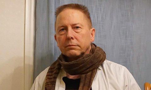 HVERDAG: I min oppvekst var åndevarden en naturlig del av hverdagen, forteller professor og forfatter Roald Larsen.