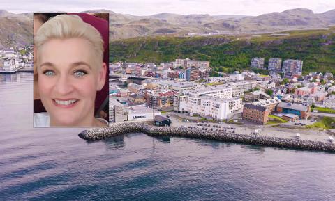 GLEDER SEG: Ann Kristin Sebergsen (56) gleder seg til å starte som frisør i Hammerfest igjen, etter å vært borte i 7,5 år.