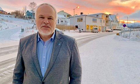 BERØRT: Ordfører i Ibestad kommune forteller at hele samfunnet blir negativt berørt av statens nye fordelingsnøkkel av vaksiner.