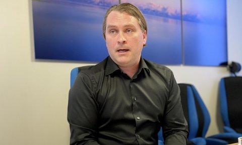 Varaordfører Espen Ludviksen er bekymret for ørnebestanden.