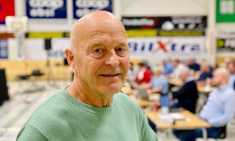 Ivar Halsebø og grunneierne fikk i spørretimen på kommunestyret torsdag svar på sine bekymringer fra ordføreren.