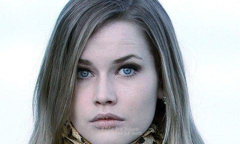 Aud Marlén Tjåland (21), bor på Lyefjell, elev på Time vgs.