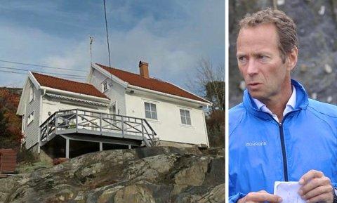 BOLIG: Dette bolighuset i Steinsundveien ønsker Ivar Tollefsen å oppgradere. Foto: Fra saksdokumentet / Jon Fivelstad