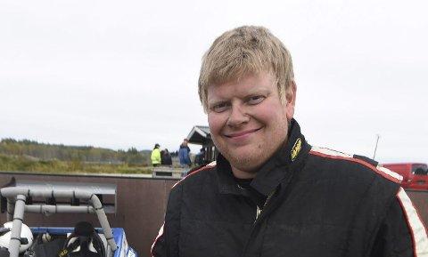 NM-SØKER: Kim Andre Korsbøen Teigen og NMK Kongsberg har søkt om tre forskjellige NM i bilcross de to neste årene.