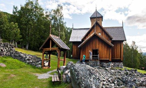 VIL HA FLERE HIT: Nore og Uvdal kommune sammen med Fortidsminneforeningen har utviklet en egen app for turister. Det håper de vil lokke flere besøkende til Numedal.