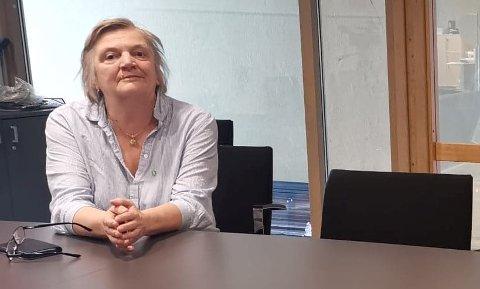 BEKLAGER: Kongsberg-rådmann Wenche Grinderud beklager at det ble gitt feil informasjon i kommunestyret.