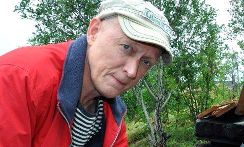 John Magnus Gjelle.
