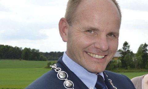 Reidar Kaabel (Sp), ordfører i Våler