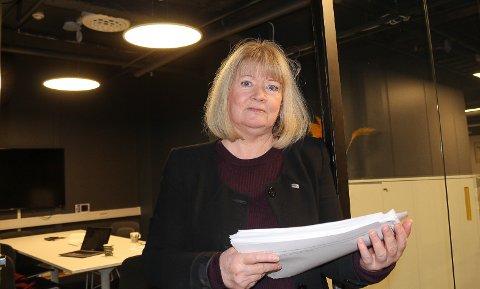NYE REGLER: Sissel Rundblad (H) sier at endringen av tildelingsreglene for TT-kort er etterlengtet og vil bety at alle som fyller kritieriene heretter får TT-kort.