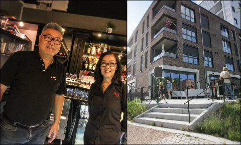 Både Ming (som drives Ya Ming Yuen og Ling Yun Yuen) og Tio var blant restaurantene i Moss som serverte retter du kunne få til hundrelappen i forrige uke. Det ble en stor suksess for spisestedene.