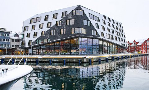 Kystens Hus. Foto: Yngve Olsen Sæbbe