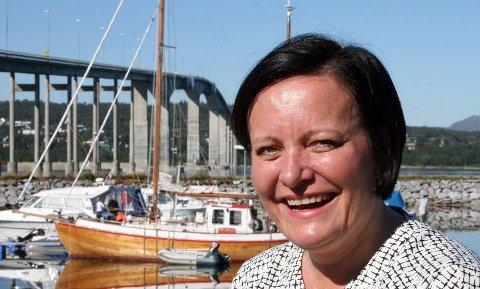 BRUA TIL SENJA: - Senja er den mest komplette sjømatregionen i Norge, og det er ikke kjent i eget fylke engang, uttalte Rita Karlsen, administrerende direktør ved Brødrene Karlsen da Nord24.no så på verdiskapningen til Senja i 2016.