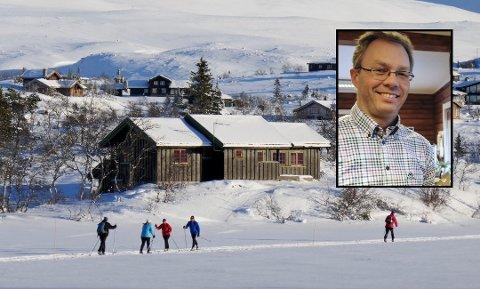 – Meglere bruker mulighetene for utleie av hytta som et salgsargument, sier Nicolai Flaaten i Booking Service  Beitostølen Valdres.