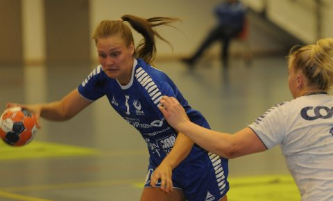 Malin Lund Heimdahl er sannsynligvis ute resten av sesongen med en kneskade.