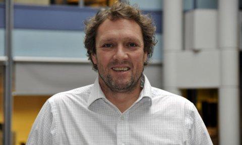 Håkon Myhre, kommunikasjonsrådgiver NSB persontog.