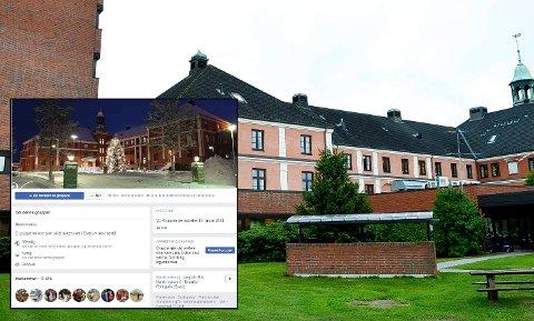 STOR INTERESSE: Medlemstallet i gruppen «Fortsatt sykehus i Elverum» bare vokser og vokser. Nå har ordføreren kommentert saken.