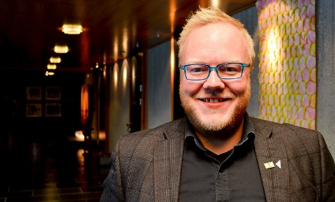 FÅR MINST: Tolga-ordfører Bjørnar Tollan Jordet (SV) får minst godtgjøring av ordførerne i Østerdalen.