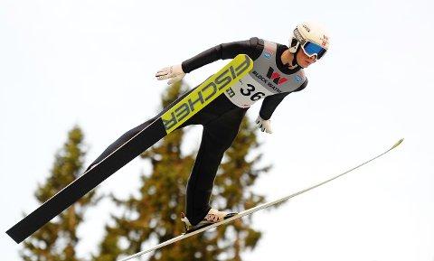 FORTSETTER: Per Einar Skjæret Strømhaug mistet junior-VM i vinter og nå frykter den talentfulle folldølen at nok en sesong kan ryke.