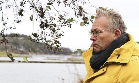 Tar avstand: Sivilarkitekt MNAL Rune Breili mener at ingen av Ivar Amundsens påstander er grunnlag for den mye omtalte Tjøme-saken. Tom Ravndals påstander, slik som at det er feil i 70 av 70 av Breilis byggesaker, kaller han for ren løgn. Foto: Nina Therese Blix