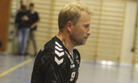 Scoret 2: Urædd-veteran Frode Skau Jonassen 2 mål lørdag.